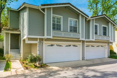 Westlake Village Condo/Townhouse For Sale: 30978 Minute Man Way