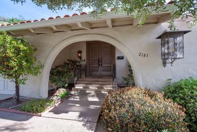 Westlake Village Single Family Home Active Under Contract: 2181 Highgate Road