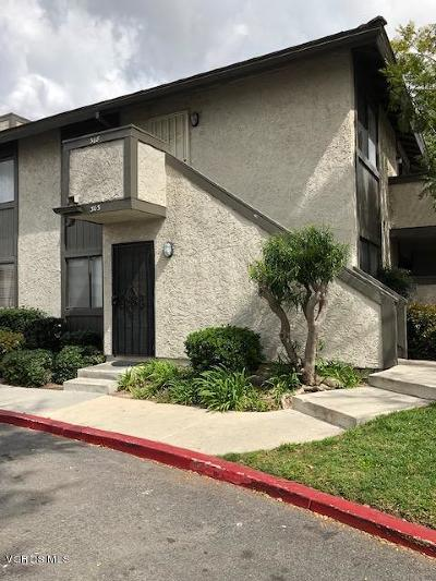Moorpark Condo/Townhouse For Sale: 150 East Los Angeles Avenue East #308