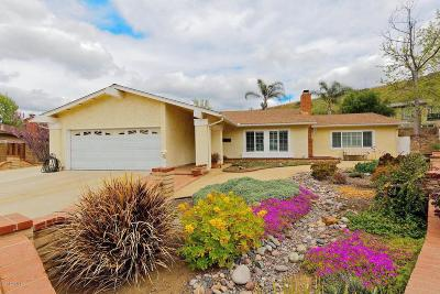 Simi Valley Single Family Home For Sale: 6695 Tremont Circle