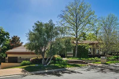 Westlake Village Single Family Home For Auction: 4514 Rayburn Street