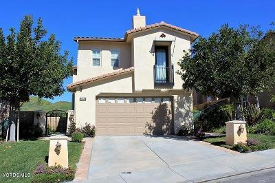 Simi Valley Single Family Home For Sale: 2245 Swift Fox Court
