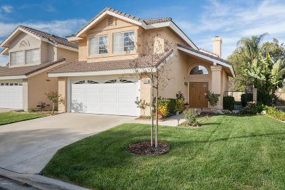 Simi Valley Single Family Home For Sale: 75 Valley Crest Road