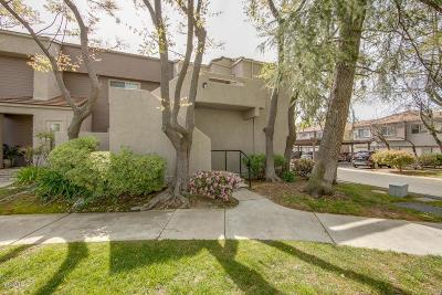 Westlake Village Condo/Townhouse For Sale: 552 Via Colinas