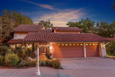 Westlake Village Single Family Home Active Under Contract: 918 Evenstar Avenue