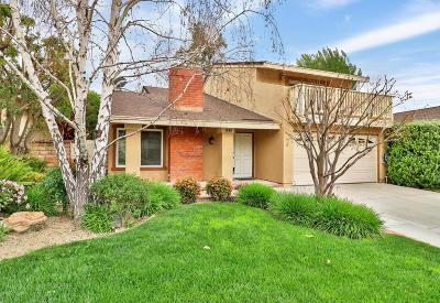 Thousand Oaks Single Family Home For Sale: 1996 Willow Tree Court