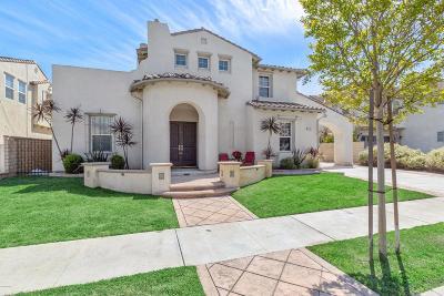 Camarillo Single Family Home For Sale: 3228 Buttercup Lane