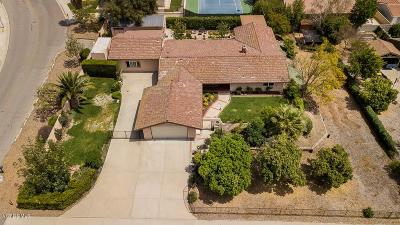 Simi Valley Single Family Home For Sale: 3188 Reservoir Drive