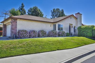 Moorpark Single Family Home For Sale: 14853 Marquette Circle