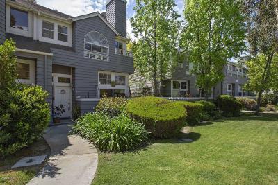 Ventura Condo/Townhouse For Sale: 4934 Sullivan Street #55