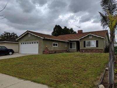 Granada Hills Single Family Home Active Under Contract: 10406 Montgomery Avenue