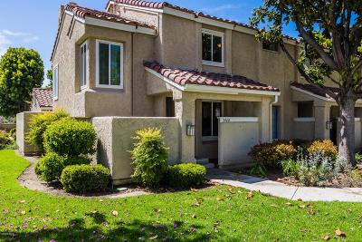 Camarillo Condo/Townhouse For Sale: 3460 Antonio Avenue