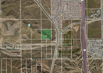 Palmdale Residential Lots & Land For Sale: Vac/Vic Avenue R5/Tierra Subid Avenue