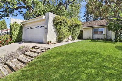 Westlake Village Single Family Home For Sale: 2739 Lakeridge Lane