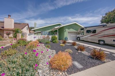 Simi Valley Single Family Home For Sale: 3991 Celia Court