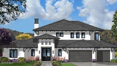 Thousand Oaks Single Family Home For Sale: 2591 Calbourne Lane