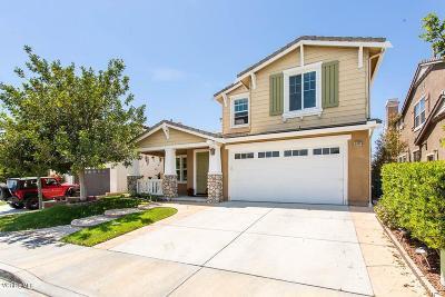 Simi Valley Single Family Home For Sale: 3369 Heartland Avenue