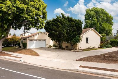 Ventura Single Family Home For Sale: 5214 Aurora Drive