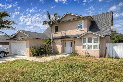 Camarillo Single Family Home For Sale: 2827 East Munson Street