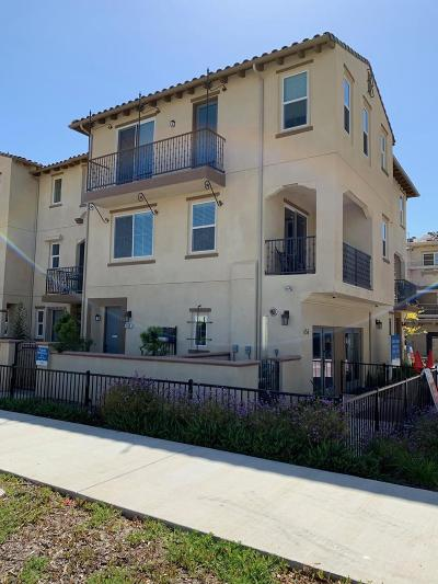 Camarillo Condo/Townhouse For Sale: 656 Pioneer Street