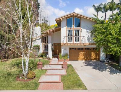 Westlake Village Single Family Home Sold: 3178 West Black Hills Court