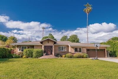 Woodland Hills Single Family Home For Sale: 22825 Calvert Street