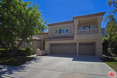 Moorpark Single Family Home For Sale: 11312 Broadview Drive
