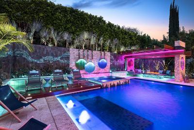 Tarzana Single Family Home For Sale: 5413 Tampa Avenue