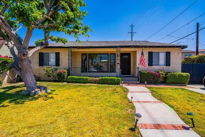 Burbank Single Family Home For Sale: 210 North Lima Street