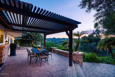 Westlake Village Single Family Home Active Under Contract: 1087 Stoneshead Court