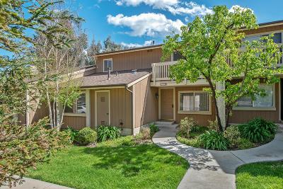 Moorpark Condo/Townhouse Active Under Contract: 14804 Reedley Street #D