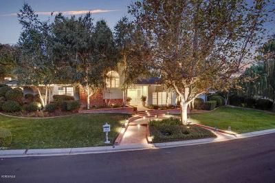 Westlake Village Single Family Home For Sale: 1624 Larkfield Avenue