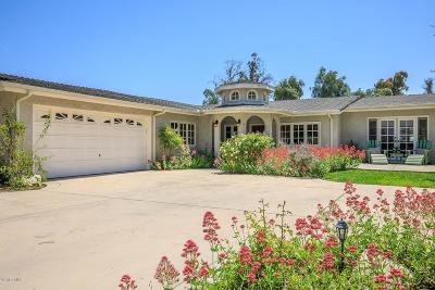 Moorpark Single Family Home Active Under Contract: 10720 Ternez Drive