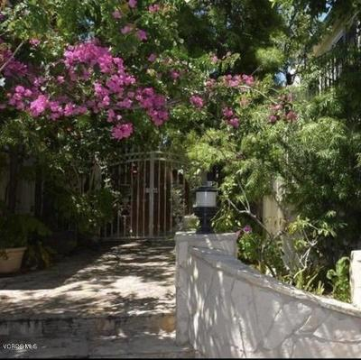 Santa Monica Condo/Townhouse For Sale: 121 Strand Street #2