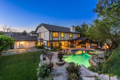 Agoura Hills Single Family Home Active Under Contract: 29322 Laro Drive
