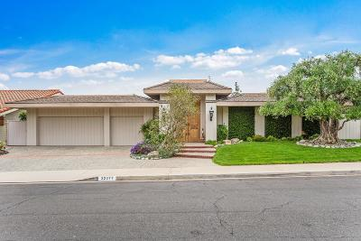 Westlake Village Single Family Home For Sale: 32377 Lake Pleasant Drive