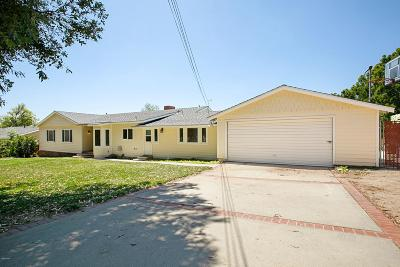 Granada Hills Single Family Home Active Under Contract: 11573 Zelzah Avenue