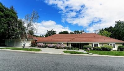 Westlake Village Single Family Home Active Under Contract: 1580 Aldercreek Place