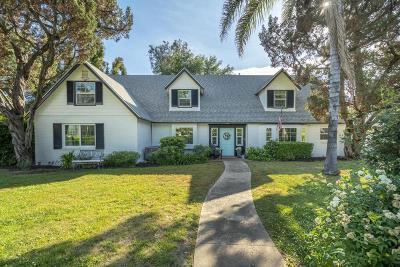 Single Family Home For Sale: 6461 Peach Avenue