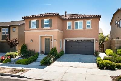 Moorpark Single Family Home Active Under Contract: 7029 Bergamot Avenue