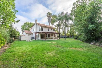 Moorpark Single Family Home Active Under Contract: 13336 Wintergreen Lane