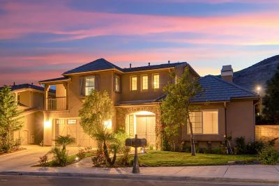 Simi Valley Single Family Home Active Under Contract: 3893 Eagle Flight Drive
