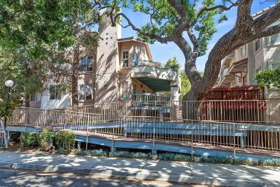 Westlake Village Condo/Townhouse Sold: 3341 Holly Grove Street