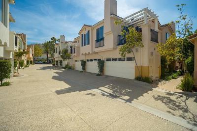 Moorpark Condo/Townhouse Active Under Contract: 4037 Napoli Place