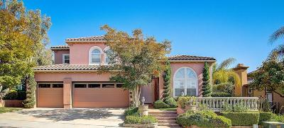 Simi Valley CA Single Family Home Sold: $919,800