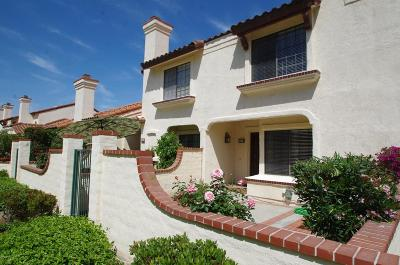 Simi Valley Condo/Townhouse Active Under Contract: 386 Country Club Drive #C