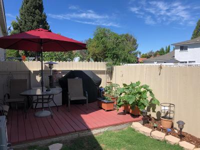 Simi Valley Condo/Townhouse Active Under Contract: 3441 Lockwood Court #69
