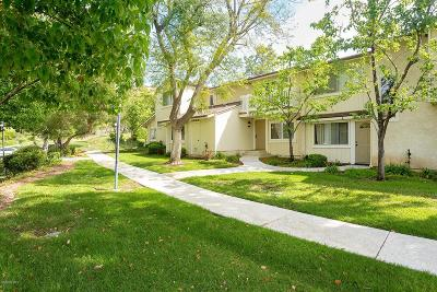 Moorpark Single Family Home Active Under Contract: 14860 Reedley Street #C