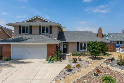 Newbury Park Single Family Home For Sale: 191 Lupe Avenue
