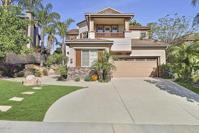 Simi Valley Single Family Home For Sale: 464 Canyon Crest Drive
